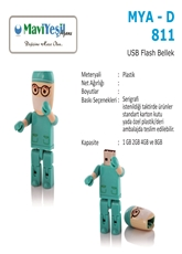 doktor usb flash bellek